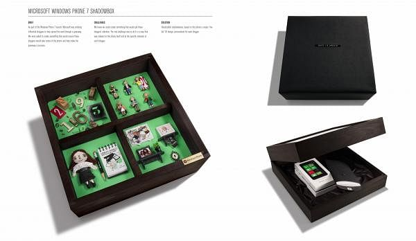 MICROSOFT WINDOWS PHONE 7 SHADOWBOX