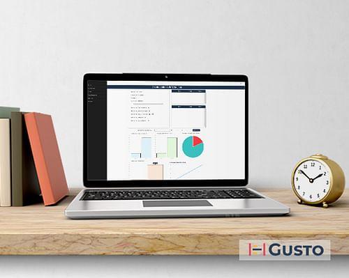 Gusto solutions - Création de site internet