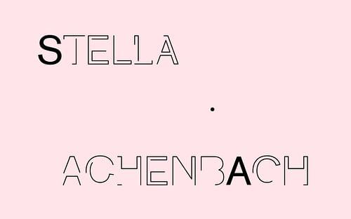 STELLA ACHENBACH – Corporate Identity - Markenbildung & Positionierung