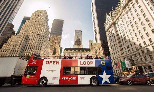 Création de la Stratégie digitale d'Open Loop NYC