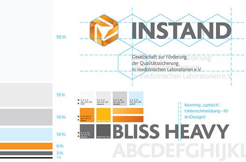 Frisches Corporate Design für INSTAND e.V. - Markenbildung & Positionierung