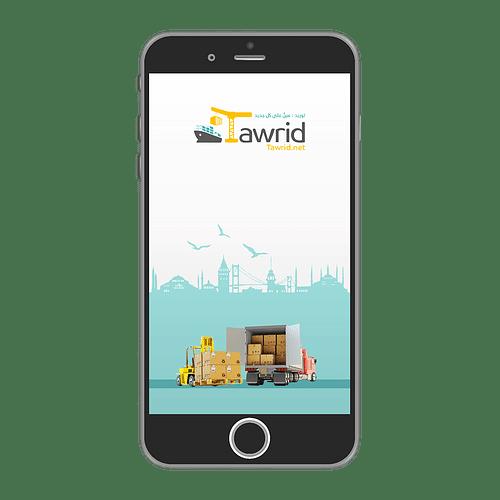Tawrid – Product Supplying, Export & Shipping Srv - E-commerce