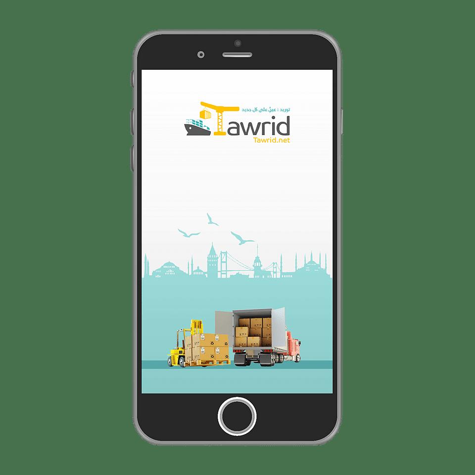 Tawrid – Product Supplying, Export & Shipping Srv