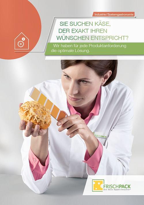 Frischpack. Die Käse-Appetitmacher.® - Markenbildung & Positionierung