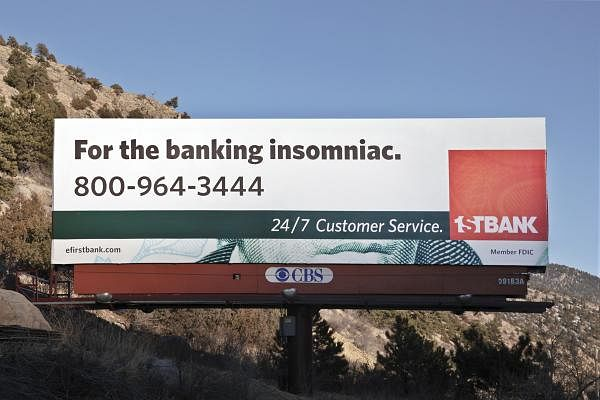 Bank Glows for Insomniacs, 1