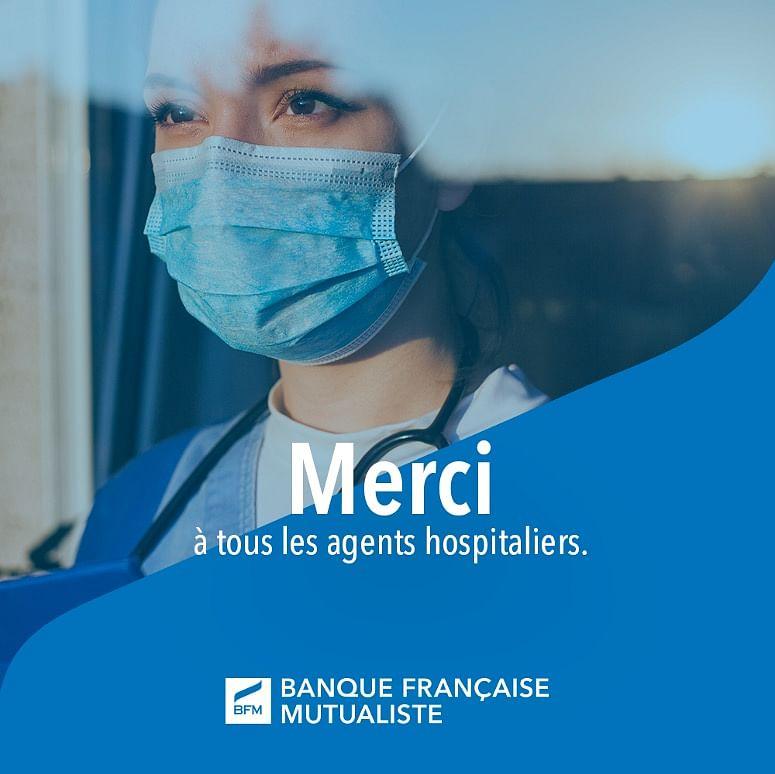 Banque Française Mutualiste - STRAT SOCIAL MEDIA