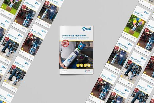 Revolutionärer Relauch im Gasemarkt: ALbee™ Pro... - Markenbildung & Positionierung