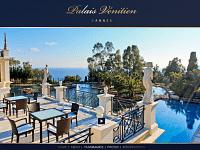Présentation d'un palais à Cannes