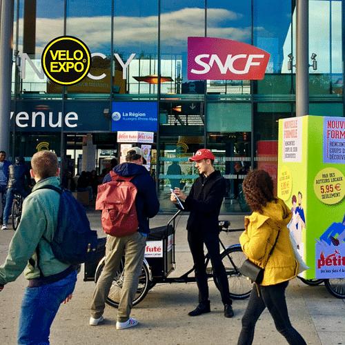 VELO EXPO pour PETIT FUTE - Publicité