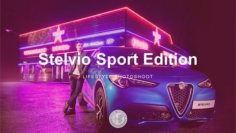 Alfa Romeo - Photo Shooting
