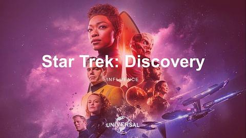 Star Trek Discovery - Influence