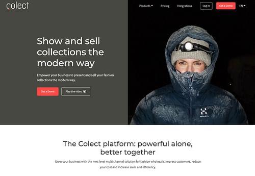 Startup modern website & digital marketing - Website Creatie