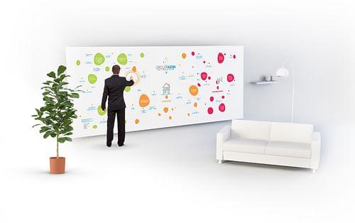Mur interactif - ADSN - Application web