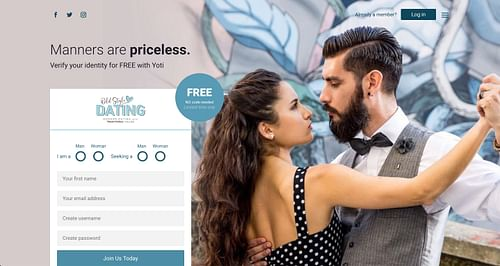 Strategic Consultancy For New Online Dating Brand - Content Strategy