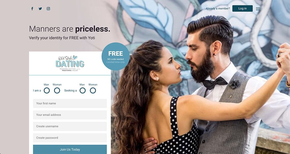 Strategic Consultancy For New Online Dating Brand