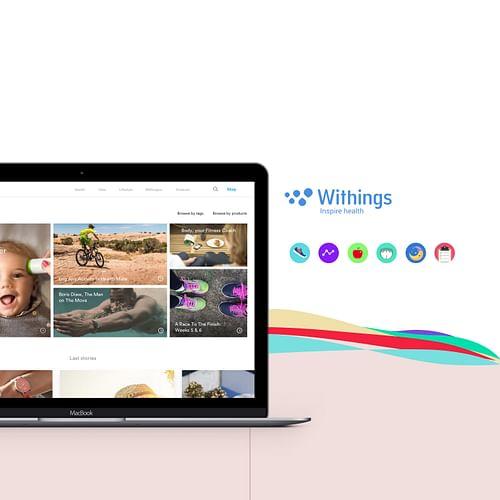 Withings - Stratégie digitale