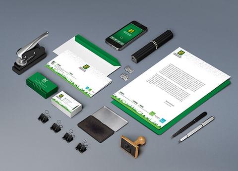 Corporate ID Design for Z International School