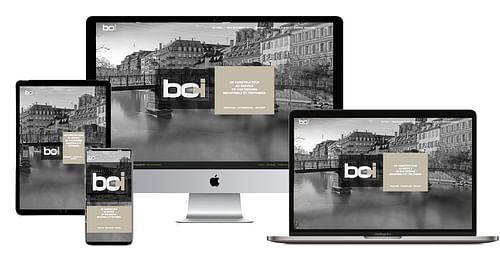Création de site internet BCI - Création de site internet