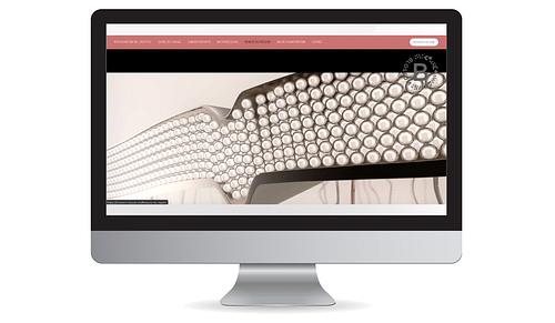 Création d'un site internet en scrolling - Création de site internet