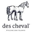 des cheval logo