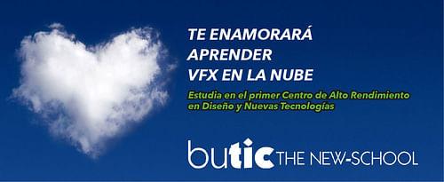 Lanzamiento de BUTIC nueva escuela de TIC - Publicidad