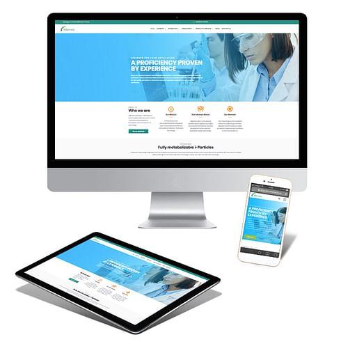 Web design et développement du site adjuvatis.com - Création de site internet