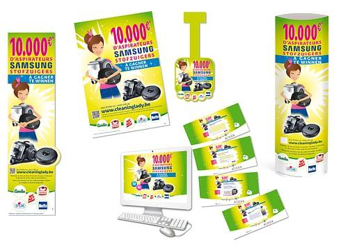 Brand activation campaign - Publicité