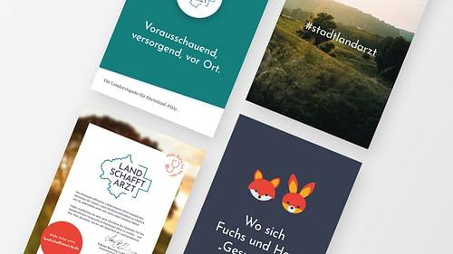 Strategische Beratung, Wort-Bild-Marken-Entwick... - Markenbildung & Positionierung