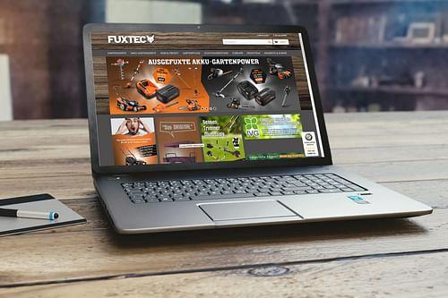 Onlinemarketing für FUXTEC - E-Commerce