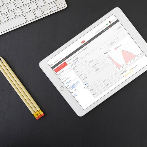 Logiciel App Sensor - Application mobile