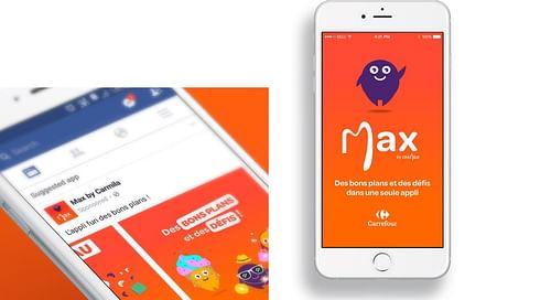 Campagne fidélisation - Max - Stratégie digitale