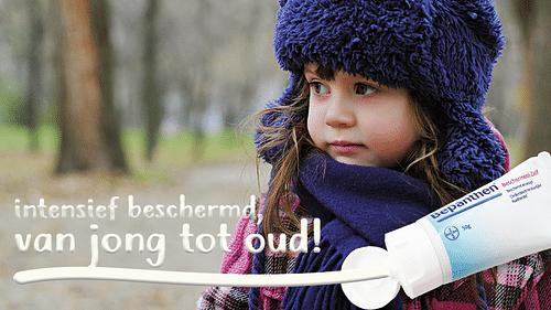 Bayer - Bepanthen NL - Social media