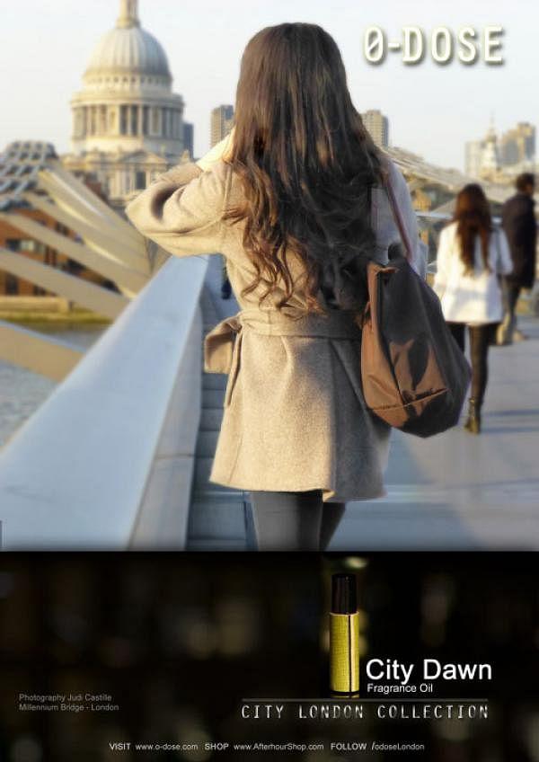 City fragrances for city wear, 1