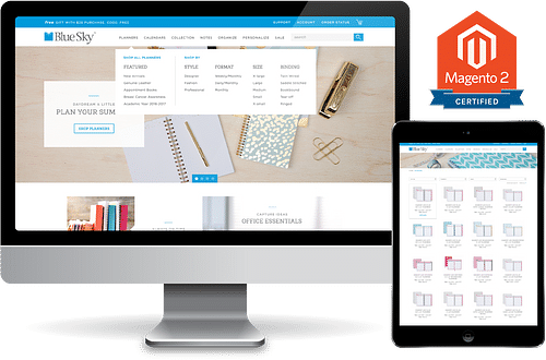 BlueSky.com - E-commerce