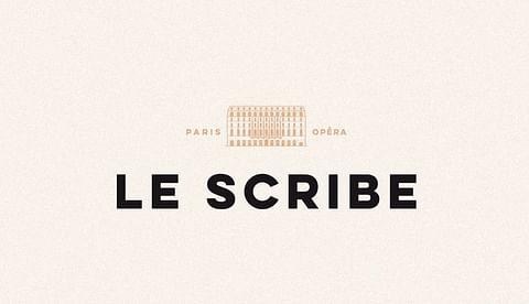 Le Scribe Hotel 5* Paris Opéra [Branding & Design]