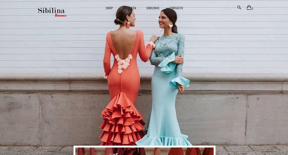 Diseño Web Sibilina Flamenca