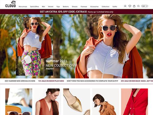 Cloud - E-commerce