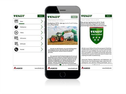 Fendt iOS & Android App Development