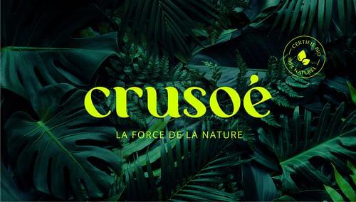 Crusoé - Branding & Positioning