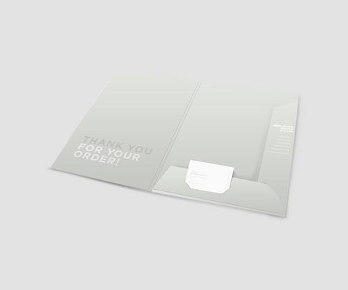 Graphic Design for Anne-Marie Wonen - Reclame