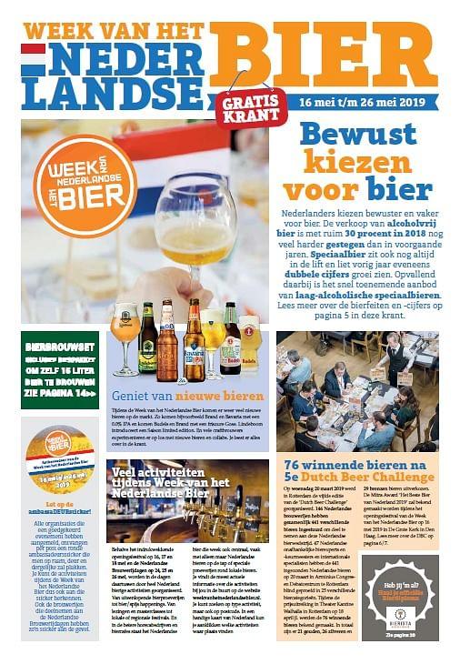 Week van het Nederlandse Bier – Den Haag