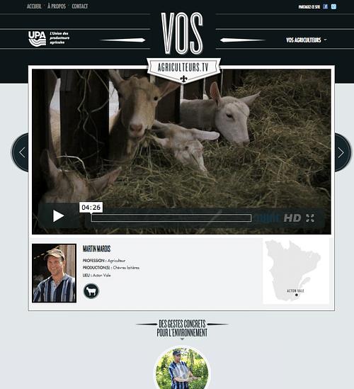VosAgriculteurs.tv - Branding & Positioning