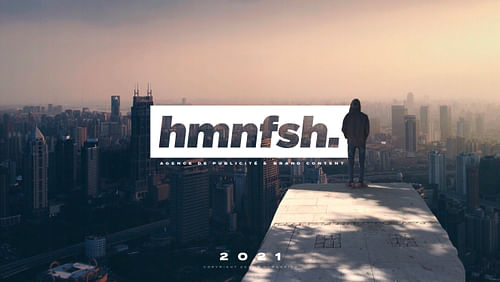 Présentation Humanfish 2021 - Publicité
