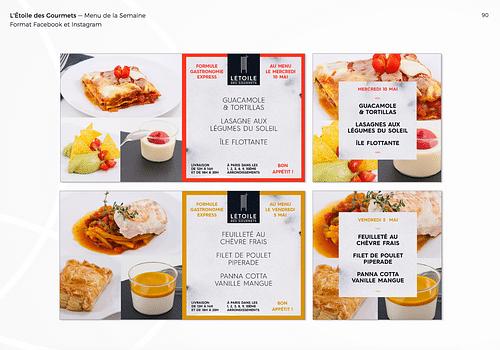Etoile des Gourmets - Stratégie digitale - Stratégie digitale
