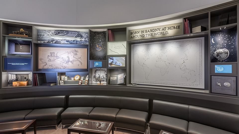 A. Lange & Söhne – Experience Library