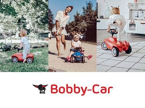 BIG Bobby Car #Bobby Car Neo - Social Media