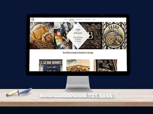 """Développement """"From-Scratch"""" - DYNAMO & MONTALOUPS - Création de site internet"""