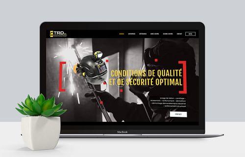 TRDsa | Site web - Création de site internet