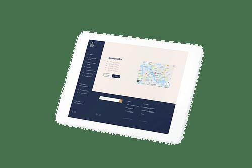 NDSM Apotheek - Website Creatie