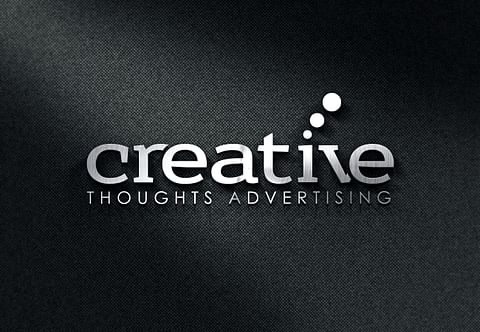 Logo Design for Creative Thoughts Advertising